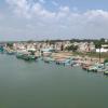 Fishing settlement affected by the 2004 Tsunami and Cyclone Gaja in Akkaraipattai, Nagapattinam (Photo credits: Chandni Singh)